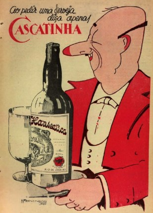 cerveja cascatinha