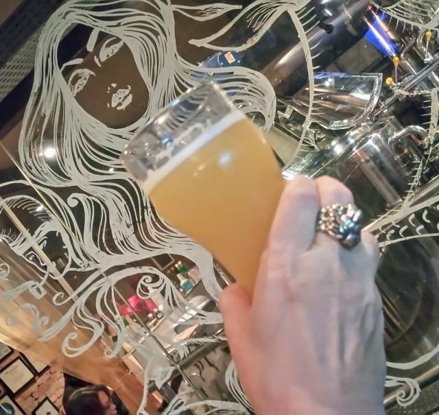 cerveja com pepino sunomono