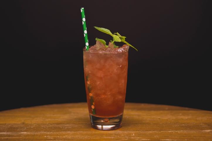 El Imigrante, o drink vencedor da noite