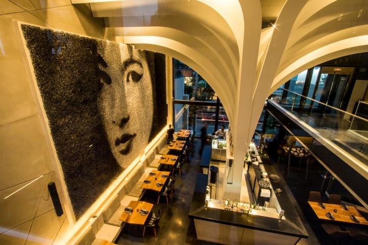 Tessen Restaurant Lounge - fotos Leo Feltran - 28/02/2018